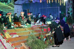 Lẩu Then Bjoóc Mạ - nét đẹp trong đời sống văn hóa dân tộc Tày