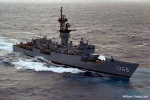 Khám phá sức mạnh chiến hạm cỡ lớn Mỹ tặng đồng minh Đông Nam Á