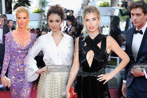 Bớt lố lăng lộ ngực, thảm đỏ Cannes ngày thứ 4 cũng trở nên… nhạt nhòa?