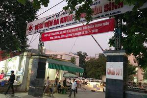 5 nữ nhân viên y tế Bệnh viện Đa khoa tỉnh Hòa Bình bị khởi tố