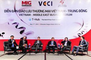 Việt Nam và Trung Đông tăng cường hợp tác thương mại