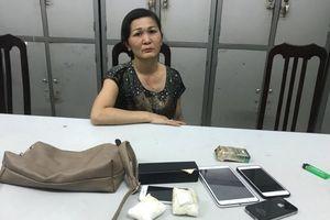 Hà Nội: Tàng trữ ma túy đi ăn đêm, 2 đối tượng bị bắt giữ