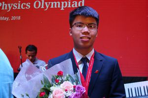 3 điểm chung của 4 chàng trai 'vàng' Olympic Vật lí châu Á