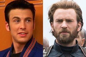 Dàn diễn viên 'Avengers: Cuộc chiến vô cực' thời chưa nổi tiếng