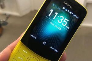Điện thoại 'quả chuối' của Nokia sẵn sàng lên kệ tại Việt Nam
