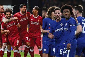 Trực tiếp vòng cuối Ngoại Hạng Anh: Chelsea, Liverpool tranh top 4