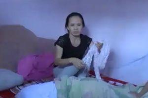 Vợ dùng khăn len siết cổ chồng đến chết