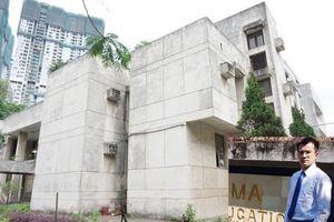 'Ngôi nhà ma' trên phố Kim Mã: Sẽ được Đại sứ quán Bulgaria tại Việt Nam tiếp quản