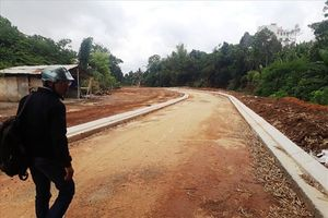 Vụ 'Đổ triệu mét khối đất, lấp suối phân lô, bán nền': Xử phạt, đào đất trả lại hiện trạng ban đầu