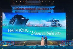 Thủ tướng Nguyễn Xuân Phúc dự khai mạc Lễ hội Hoa Phượng đỏ Hải Phòng 2018