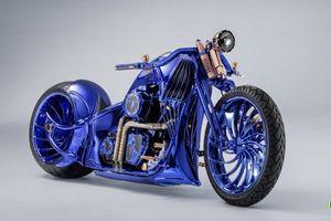 Chiếc Harley Davidson Softail Slim Blue Edition giá 43 tỷ đồng có gì đặc biệt?