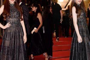 Lý Nhã Kỳ lên tiếng về việc bộ phim cô đồng sản xuất bị chê ở Cannes