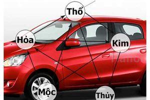 Tuổi Giáp Dần nên mua xe màu gì hợp mạng nhất?