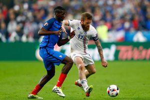 Aron Gunnarsson đội tuyển Iceland: Trái tim của 'Strakarnir okkar'