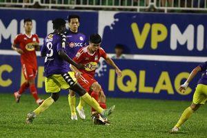 Trận Hà Nội FC - HAGL đúng nghĩa 'kinh điển Việt'