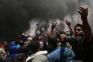 Bạo lực bùng phát ở dải Gaza khi Mỹ khai trương đại sứ quán ở Jerusalem