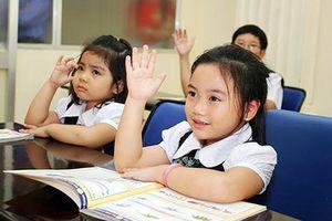 Chỉ tiêu tuyển sinh và học phí lớp 1 của các trường tư thục 'hot' tại Hà Nội