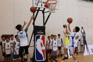Jr. NBA Việt Nam lần thứ 5 đồng hành bởi sữa cô gái Hà Lan