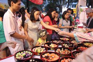 Khám phá ẩm thực Nhật Bản, Việt Nam tại Hà Nội