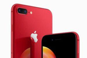 iPhone 8/8 Plus màu đỏ lên kệ, giá từ 21 triệu đồng