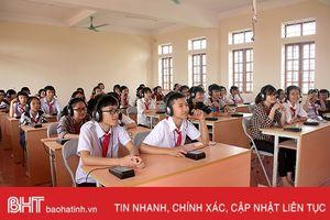 Trường huyện xếp tốp đầu về chất lượng mũi nhọn