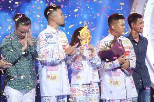'Lộn Xộn Band' đăng quang Sing my song 2018