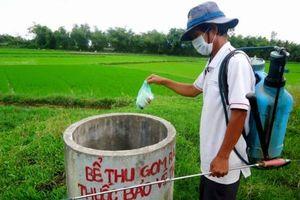 Nhân rộng mô hình 'Cùng nông dân bảo vệ môi trường'