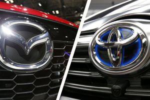 Toyota và Mazda bắt tay phát triển ô tô tại Mỹ