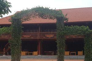 Kiểm tra, báo cáo vụ trang trại của em Bí thư thành phố Thanh Hóa trước ngày 16.5