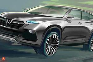 Giữa năm 2019, VinFast sẽ cho ra mắt chiếc ô tô đầu tiên sản xuất tại Việt Nam