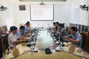 Hà Tĩnh tham gia diễn tập an toàn thông tin mạng