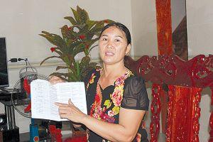 Làm rõ vụ muốn nhận tiền đền bù Formosa phải 'bồi dưỡng' quan thôn