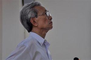 Bất ngờ lời thẩm phán xử Nguyễn Khắc Thủy án treo