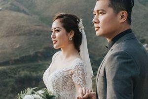 Lâm Vũ làm đám cưới với người đẹp 36 tuổi sau 3 tháng yêu