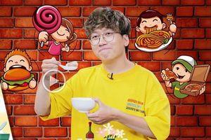Mình Ăn Trưa Nhé - show truyền hình ẩm thực hài hước