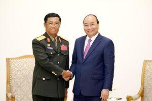 Gìn giữ biên giới hòa bình, hữu nghị Việt - Lào
