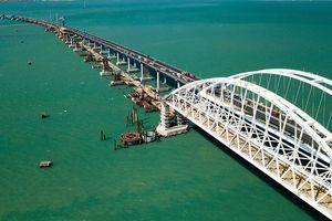Nga khánh thành cây cầu gần 4 tỷ USD nối liền với Crimea