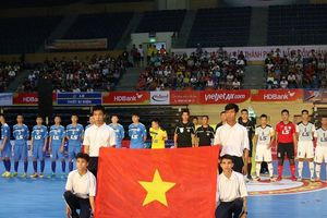 Khai mạc giải Futsal VĐQG 2018: Làn gió mới từ sinh viên Đà Nẵng