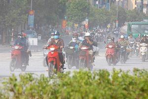 Cứ 10 ngày, Hà Nội có 9 ngày ô nhiễm không khí