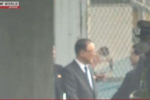 Một nhóm quan chức Triều Tiên đang thăm Trung Quốc