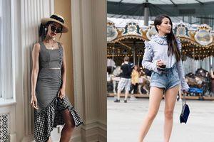 Mùa hè muốn diện đồ đẹp 'ảo diệu', hãy học ngay bí quyết đơn giản của các fashionista này!