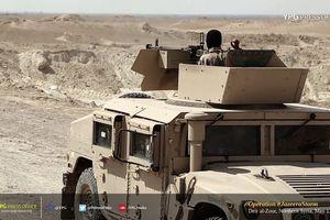 Quân đội Syria, SDF vây khốn IS trên bờ đông Euphrates