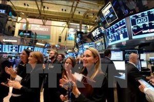 Thị trường chứng khoán Mỹ tăng điểm