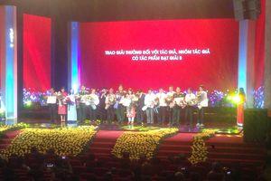 Vinh danh các tác phẩm chủ đề 'Học tập và làm theo tư tưởng, phong cách Hồ Chí Minh'