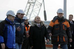 Tham vọng của ông Putin tại Crimea