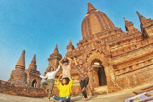 #Mytour: Hè này, hãy rủ hội bạn thân khám phá Myanmar