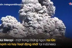 Núi lửa ở Indonesia phun trào như 'ngày tận thế'