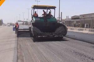 Syria mở lại đường cao tốc sau khi giành lại từ phiến quân