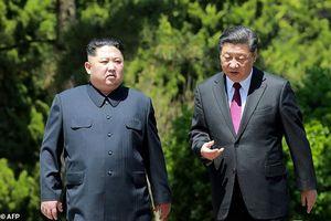 Quan chức Triều Tiên gấp rút tới Trung Quốc