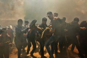 Đụng độ đẫm máu ở Dải Gaza trong ngày Mỹ mở đại sứ quán tại Jerusalem